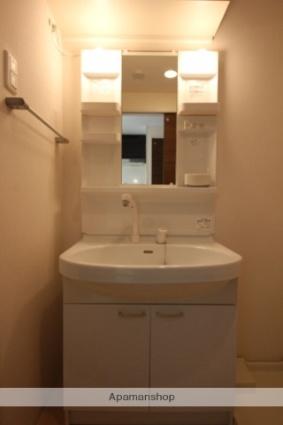 Blanc-Brun[1K/29.11m2]の洗面所