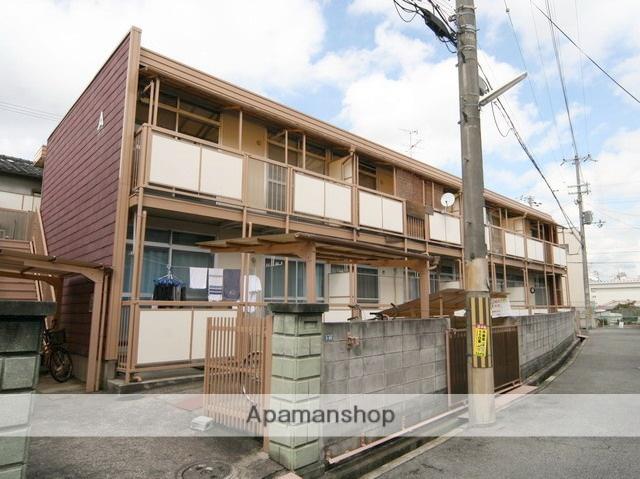 大阪府豊中市、桜井駅徒歩18分の築31年 2階建の賃貸アパート