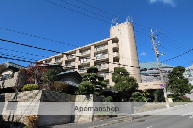 大阪府豊中市、桜井駅徒歩24分の築31年 6階建の賃貸マンション