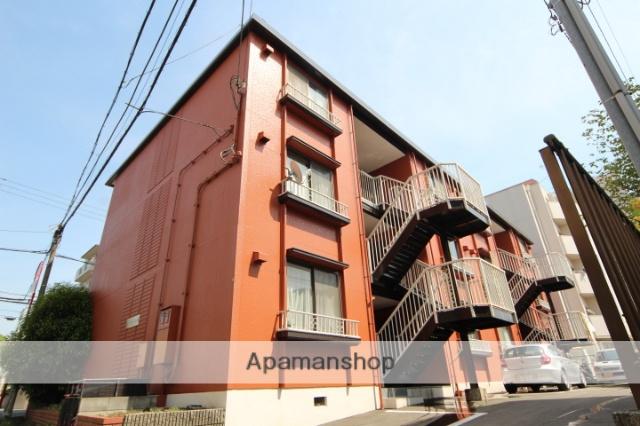 大阪府豊中市、蛍池駅徒歩13分の築27年 3階建の賃貸マンション