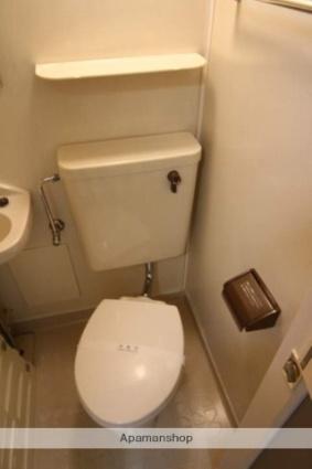 メイユール石橋[1K/18.15m2]のトイレ