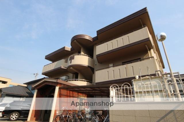 大阪府豊中市、桜井駅徒歩20分の築31年 3階建の賃貸マンション