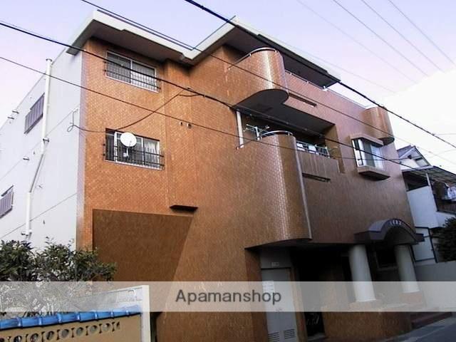 大阪府池田市、北伊丹駅徒歩25分の築29年 3階建の賃貸マンション