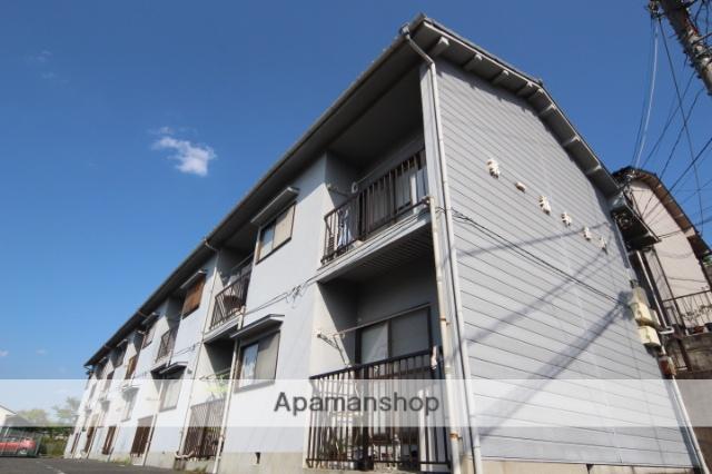 大阪府箕面市、桜井駅徒歩13分の築33年 2階建の賃貸アパート