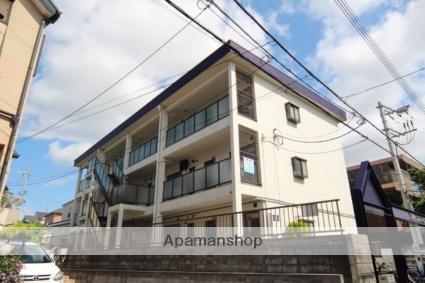 大阪府豊中市、豊中駅徒歩12分の築25年 3階建の賃貸マンション