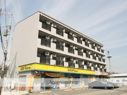 兵庫県川西市、北伊丹駅徒歩13分の築20年 4階建の賃貸マンション