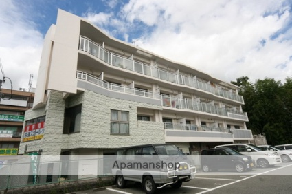 兵庫県川西市、畦野駅徒歩18分の築19年 4階建の賃貸マンション