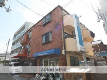 兵庫県川西市、川西池田駅徒歩5分の築28年 3階建の賃貸マンション