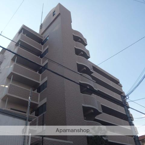 大阪府大阪市阿倍野区、昭和町駅徒歩7分の築19年 7階建の賃貸マンション