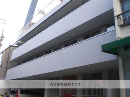 大阪府大阪市阿倍野区、南田辺駅徒歩5分の築45年 4階建の賃貸マンション