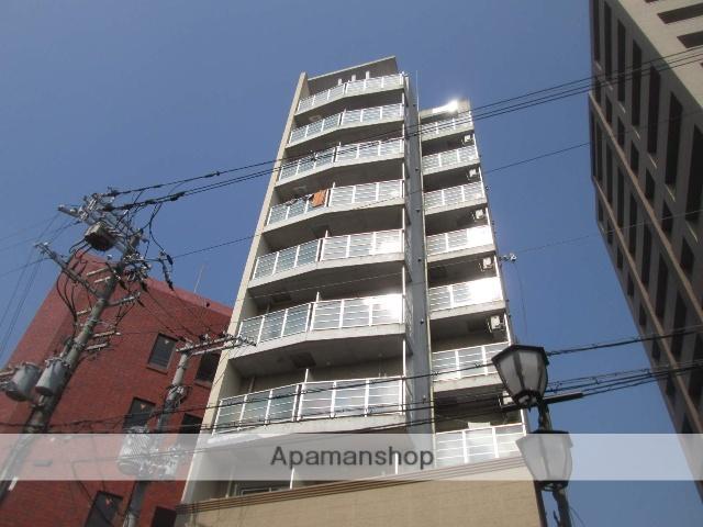 大阪府大阪市阿倍野区、鶴ケ丘駅徒歩1分の築10年 10階建の賃貸マンション
