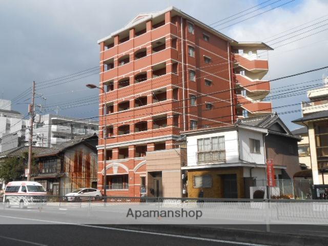 大阪府大阪市東住吉区、南田辺駅徒歩9分の築11年 7階建の賃貸マンション