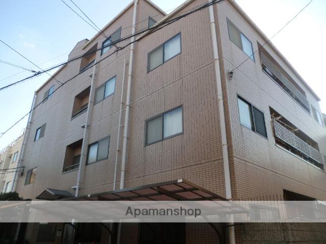 大阪府大阪市西成区、天下茶屋駅徒歩7分の築21年 4階建の賃貸マンション