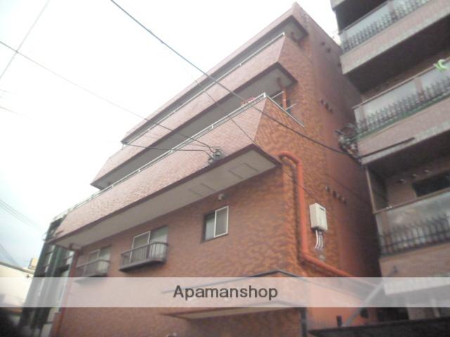 大阪府大阪市阿倍野区、鶴ケ丘駅徒歩8分の築31年 4階建の賃貸マンション