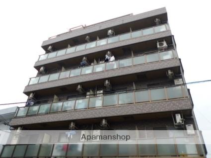 大阪府大阪市阿倍野区、美章園駅徒歩4分の築24年 6階建の賃貸マンション