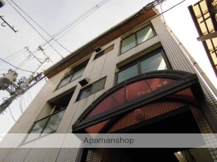 大阪府大阪市西成区、岸里玉出駅徒歩11分の築28年 3階建の賃貸マンション