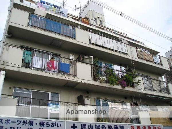 大阪府大阪市西成区、岸里玉出駅徒歩5分の築36年 6階建の賃貸マンション