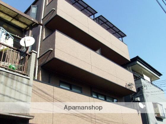 大阪府大阪市西成区、津守駅徒歩8分の築16年 4階建の賃貸マンション