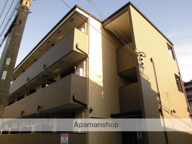 大阪府大阪市西成区、天下茶屋駅徒歩4分の新築 3階建の賃貸アパート