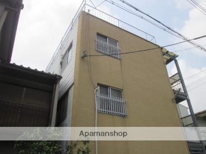 大阪府大阪市阿倍野区、西田辺駅徒歩7分の築47年 3階建の賃貸マンション