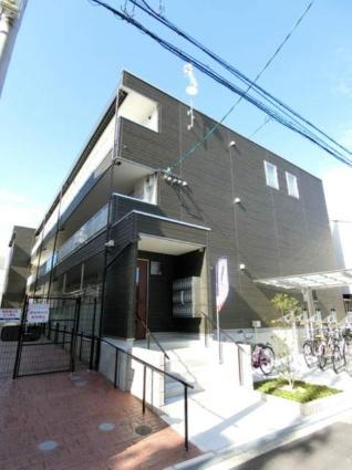 リブリ・ウエスタン丸山通[1K/28.56m2]の外観1