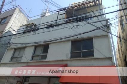 大阪府大阪市阿倍野区、昭和町駅徒歩4分の築50年 4階建の賃貸マンション