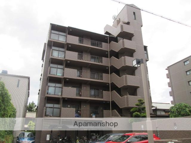 大阪府大阪市阿倍野区、西田辺駅徒歩9分の築20年 6階建の賃貸マンション
