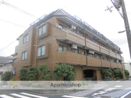 大阪府大阪市阿倍野区、昭和町駅徒歩9分の築21年 4階建の賃貸マンション