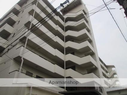 大阪府大阪市阿倍野区、阿倍野駅徒歩8分の築30年 8階建の賃貸マンション