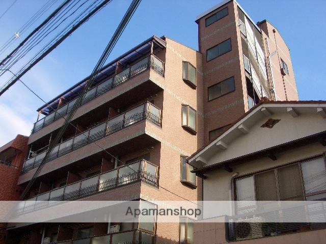 大阪府大阪市阿倍野区、鶴ケ丘駅徒歩8分の築21年 5階建の賃貸マンション