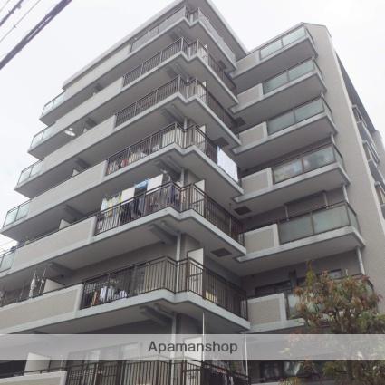 大阪府大阪市東住吉区、南田辺駅徒歩10分の築22年 8階建の賃貸マンション
