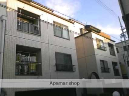 大阪府大阪市阿倍野区、阿倍野駅徒歩6分の築26年 4階建の賃貸マンション