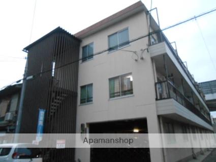 大阪府大阪市東住吉区、今川駅徒歩5分の築42年 3階建の賃貸マンション