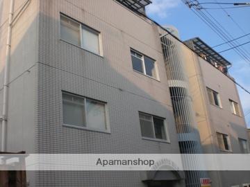大阪府大阪市阿倍野区、昭和町駅徒歩8分の築31年 4階建の賃貸マンション