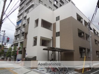 大阪府大阪市東住吉区、今川駅徒歩11分の築3年 3階建の賃貸アパート