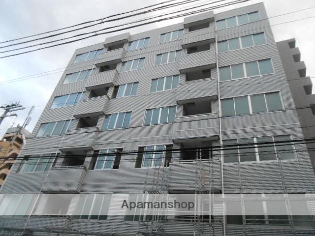 大阪府大阪市東住吉区、東部市場前駅徒歩1分の築3年 7階建の賃貸マンション