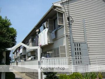 大阪府大阪市阿倍野区、阿倍野駅徒歩8分の築19年 2階建の賃貸アパート