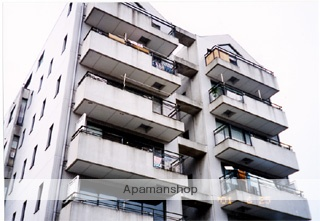 大阪府大阪市阿倍野区、昭和町駅徒歩5分の築30年 7階建の賃貸マンション