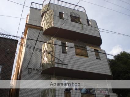 大阪府大阪市東住吉区、鶴ケ丘駅徒歩2分の築24年 4階建の賃貸マンション