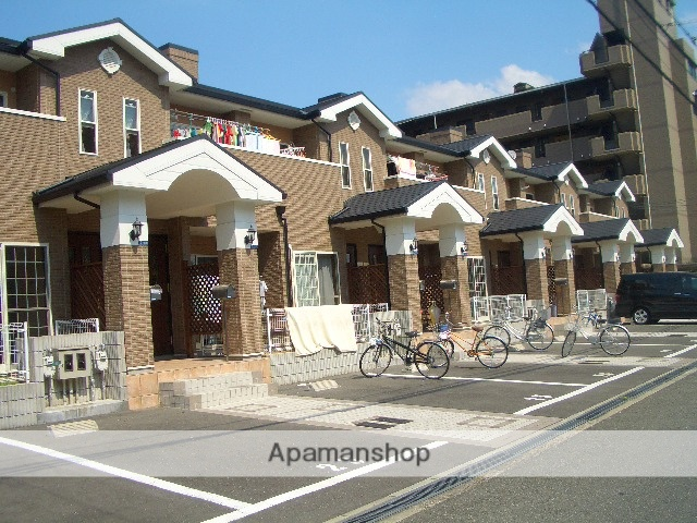 大阪府大阪市東住吉区、針中野駅徒歩19分の築12年 2階建の賃貸アパート