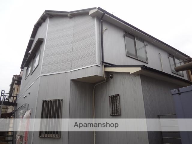 大阪府大阪市東住吉区、矢田駅徒歩7分の築50年 2階建の賃貸アパート