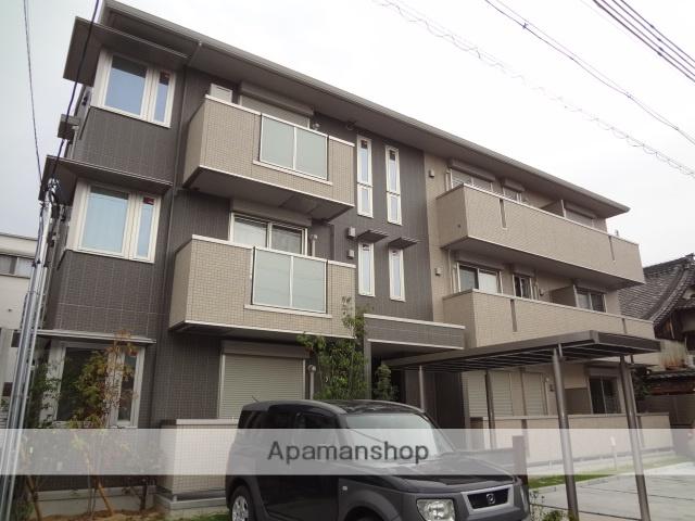大阪府大阪市東住吉区、南田辺駅徒歩14分の築2年 3階建の賃貸マンション