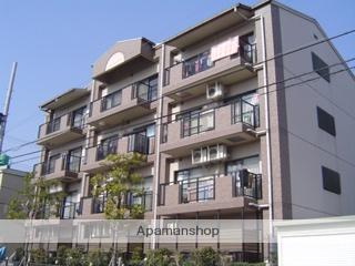 大阪府大阪市東住吉区、矢田駅徒歩18分の築17年 4階建の賃貸マンション