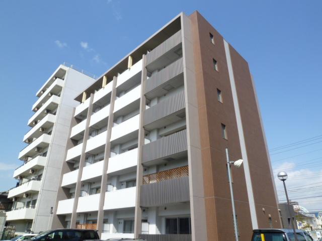 大阪府大阪市東住吉区、針中野駅徒歩14分の築10年 6階建の賃貸マンション