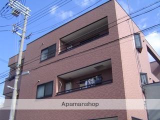 大阪府大阪市東住吉区、針中野駅徒歩25分の築13年 3階建の賃貸マンション