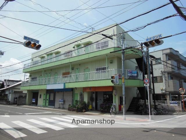 大阪府阪南市、尾崎駅徒歩9分の築30年 3階建の賃貸マンション