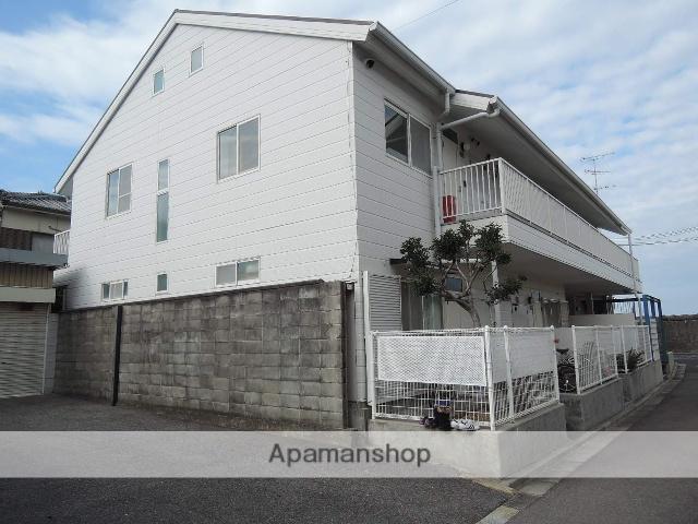 大阪府阪南市、尾崎駅徒歩6分の築17年 2階建の賃貸マンション