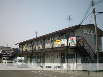 大阪府泉南市、樽井駅徒歩11分の築44年 2階建の賃貸アパート
