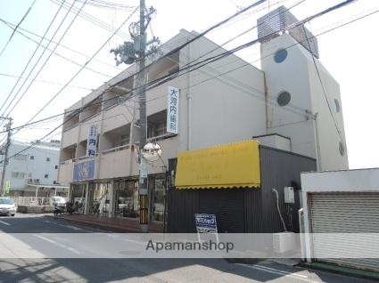 大阪府阪南市、尾崎駅徒歩2分の築42年 3階建の賃貸マンション