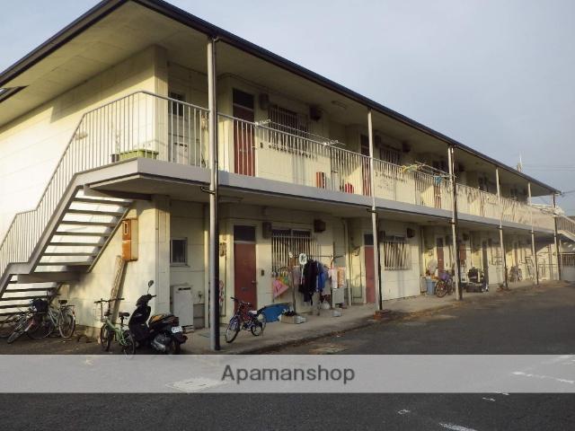 大阪府阪南市、尾崎駅徒歩12分の築29年 2階建の賃貸マンション